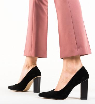 Pantofi Cuba Negri 2