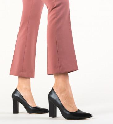 Pantofi Cuba Negri