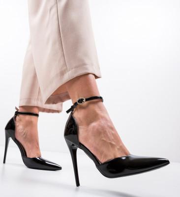 Pantofi Emile Negri