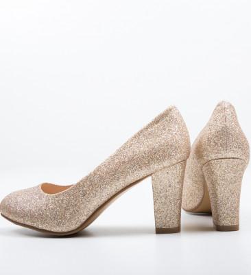 Pantofi Esoum Aurii