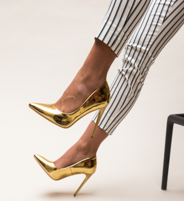 Pantofi Glen Aurii