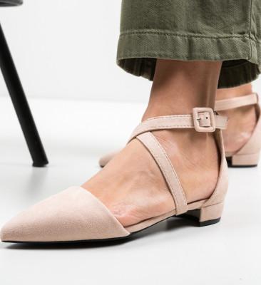 Pantofi Haeq Nude