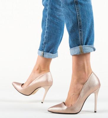 Pantofi Isap Roz
