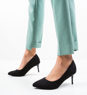 Pantofi Jaret Negri
