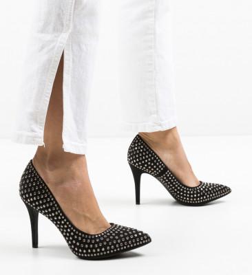 Pantofi Jazm Negri
