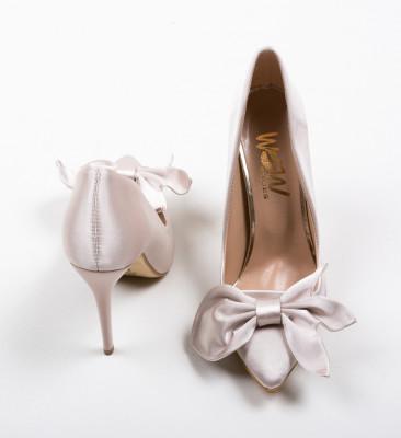 Pantofi Juanita Bej
