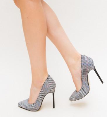 Pantofi Kimis Gri 2