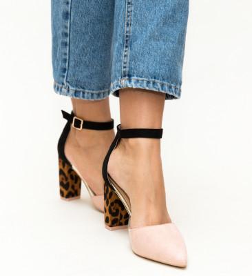 Pantofi Kory Roz
