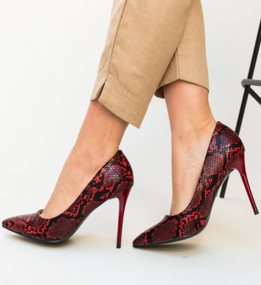 Pantofi Miami Grena