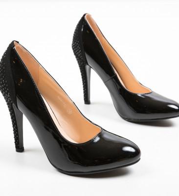 Pantofi Moropo Negri