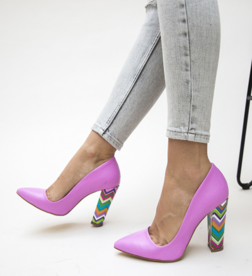 Pantofi Nasero Roz