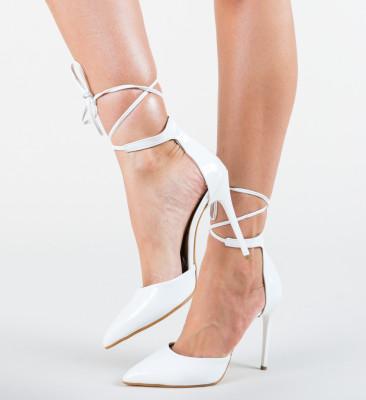 Pantofi Pahion Albi