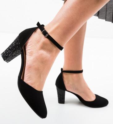Pantofi Quko Negri 3