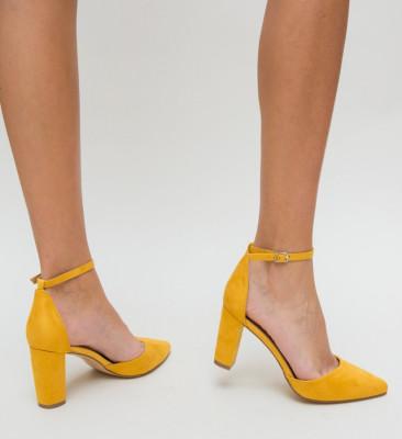 Pantofi Radnar Galbeni