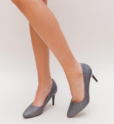 Pantofi Sefin Gri