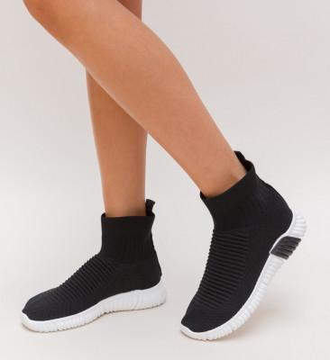 Pantofi Sport Bimax Negri 2