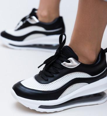 Pantofi Sport Clay Negri
