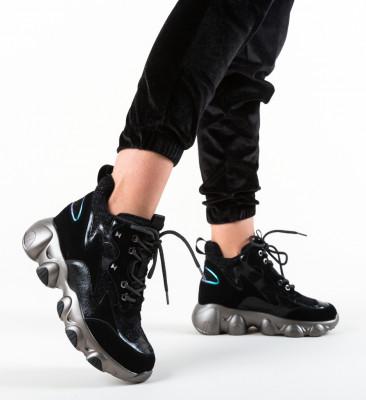 Pantofi Sport Darci Negri 2