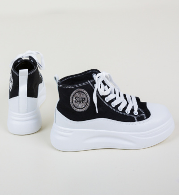 Pantofi Sport Dumpo Negri
