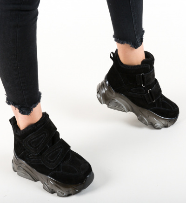 Pantofi Sport Enoch Negre