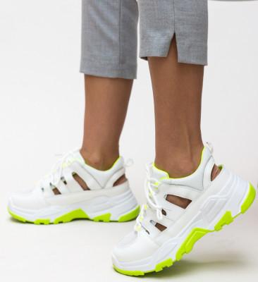 Pantofi Sport Gessi Verde
