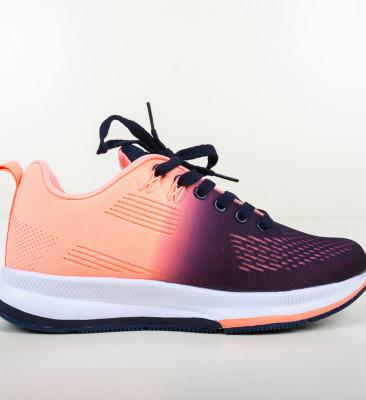 Pantofi Sport Honor Portocalii