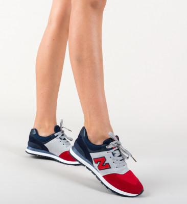 Pantofi Sport Layla Rosii