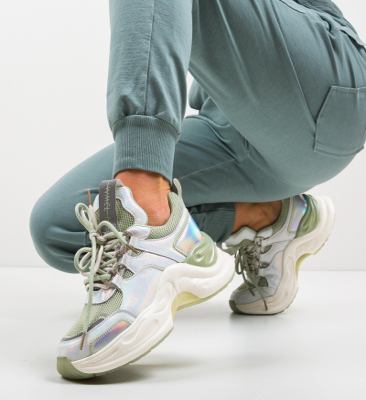Pantofi Sport Lylyam Verzi