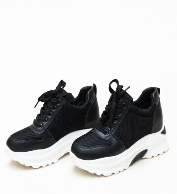 Pantofi Sport Marone Negri