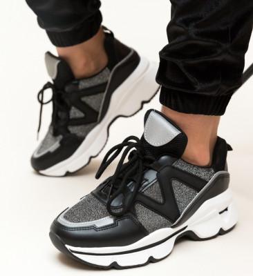 Pantofi Sport Maslo Negri