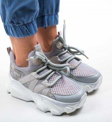 Pantofi Sport Masura Gri