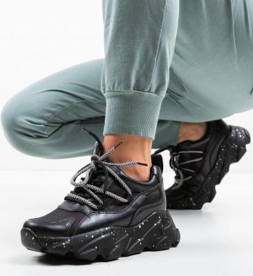 Pantofi Sport Megas Negri