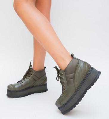 Pantofi Sport Merve Verzi