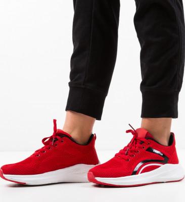 Pantofi Sport Mixalo Rosii