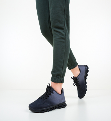 Pantofi Sport Moran Negri