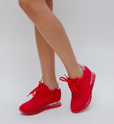 Pantofi Sport Muba Rosii