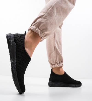 Pantofi Sport Pope Negri
