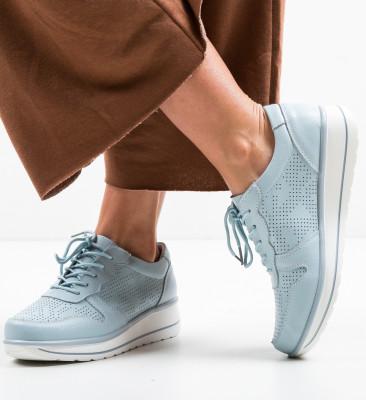 Pantofi Sport Ragoze Albastri