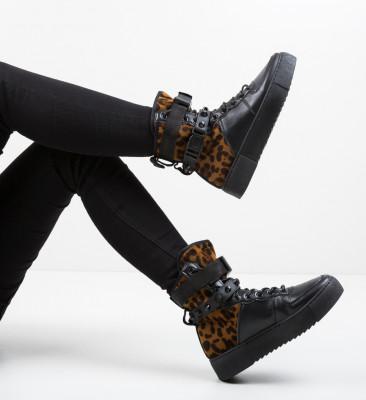 Pantofi Sport Rediko Leopard