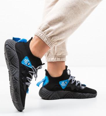 Pantofi Sport Segsten Negri