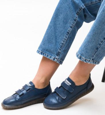 Pantofi Sport Selex Albastri