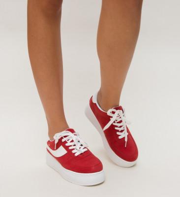 Pantofi Sport Visano Rosii