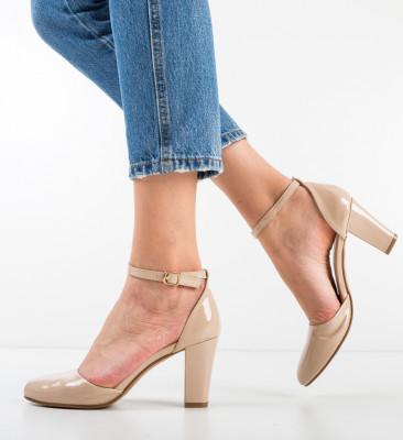 Pantofi Terpopa Bej