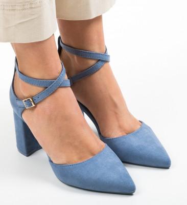 Pantofi Toimed Albastri