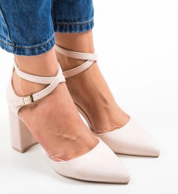 Pantofi Toimed Nude