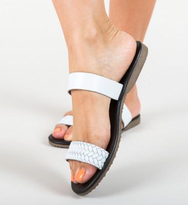 Papuci Cadle Albi