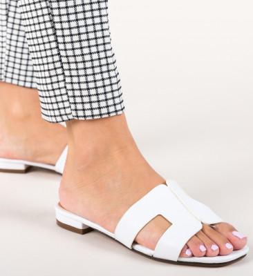 Papuci Lihan Albe