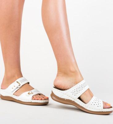 Papuci Luke Albi