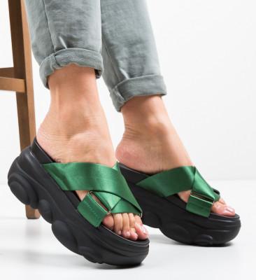 Papuci Uglyer Verzi