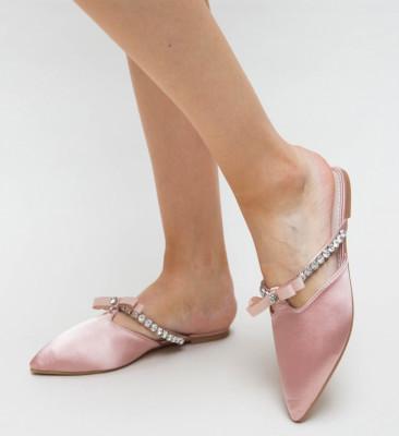 Papuci Verosa Roz